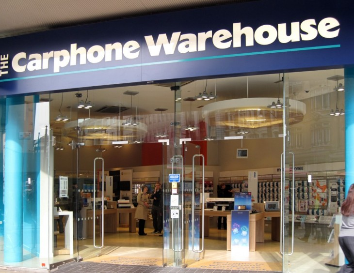 carphone warehouse - photo #18