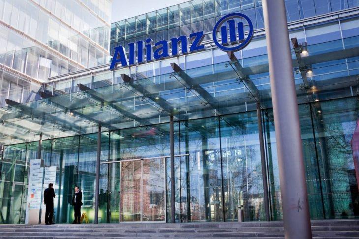 picture of the allianz insurance headquarters