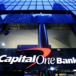 picture of a capital one office building